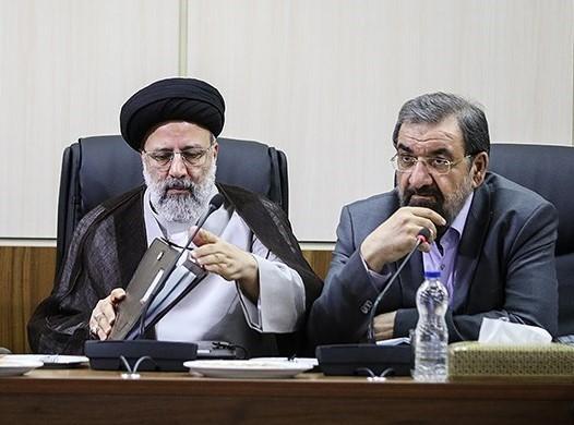 تبریک رضایی به رئیسی,رئیسی رئیس جمهور 1400