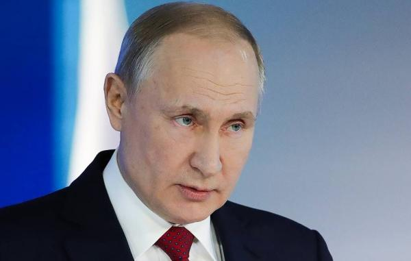 انتخاب سید ابراهیم رئیسی به سمت رئیس جمهور,ولادیمیر پوتین رئیس جمهور فدراسیون روسیه