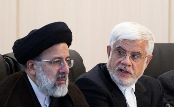عارف و رئیسی, پیروزی وی در انتخابات 1400