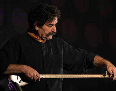 شهرام ناظری،استاد آواز ایران