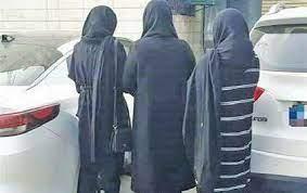 سرقت لباسهای گرانقیمت از بوتیکهای تهران,سرقت خواهران