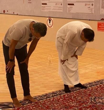 اخبار باشگاه الهلال,مسلمان شدن مربی الهلال