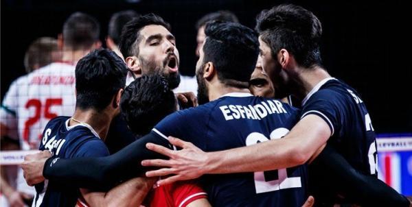والیبال ایران بلغارستان, رقابتهای لیگ ملتهای ۲۰۲۱