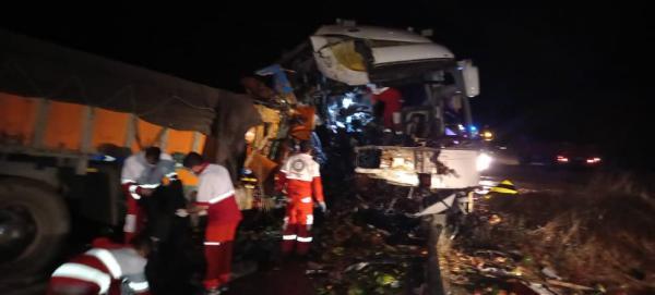 تصادف جاده سرچم استان اردبیل,عکسعای تصادف جاده سرچم استان اردبیل