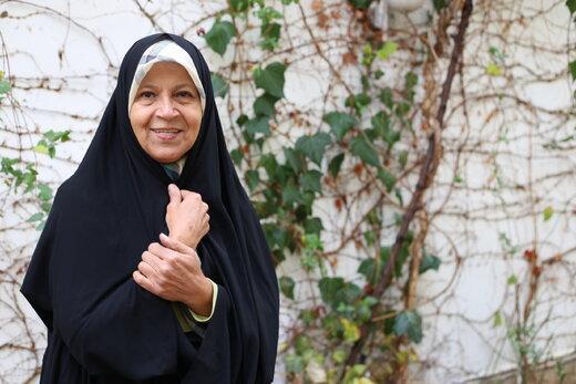 مصاحبه فائزه هاشمی,انتخابات 1400
