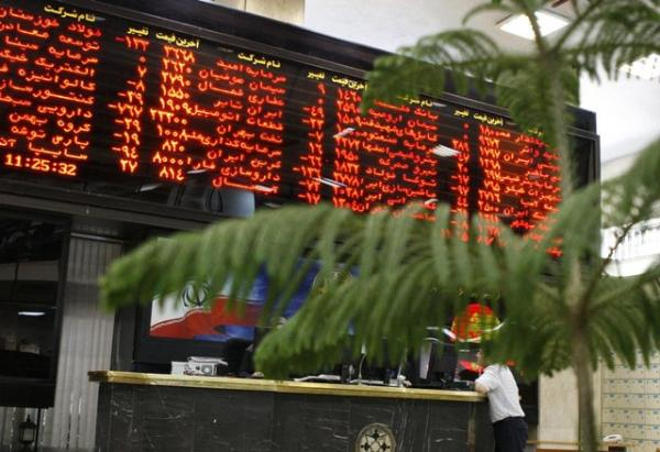 بازار سرمایه امروز,شاخص کل بورس