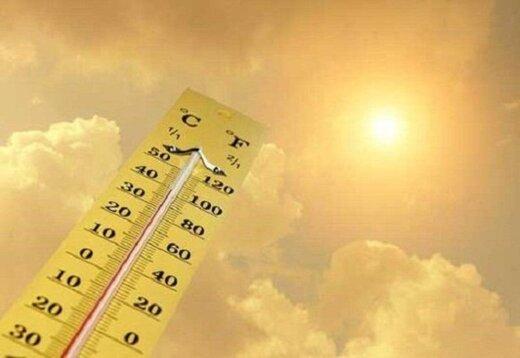 روند تدریجی افزایش دما, وضعیت جوی کشور