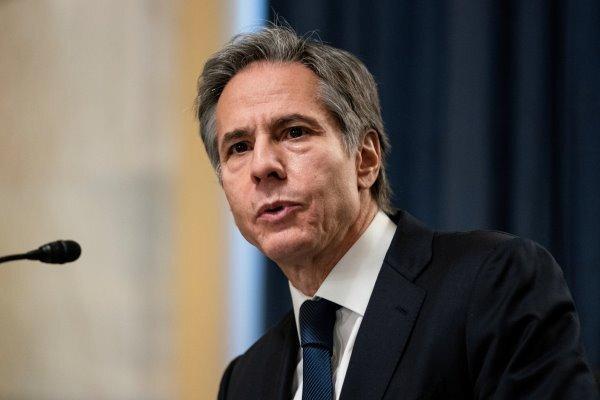 «آنتونی بلینکن» وزیر خارجه ایالات متحده, توسعه برنامه اتمی ایران