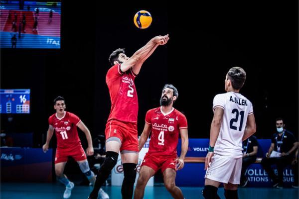 تیم ملی والیبال ایران,لیگ ملتهای والیبال
