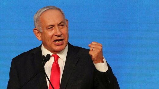 بنیامین نتانیاهو نخستوزیر,جلسه کنست (پارلمان رژیم صهیونیستی)
