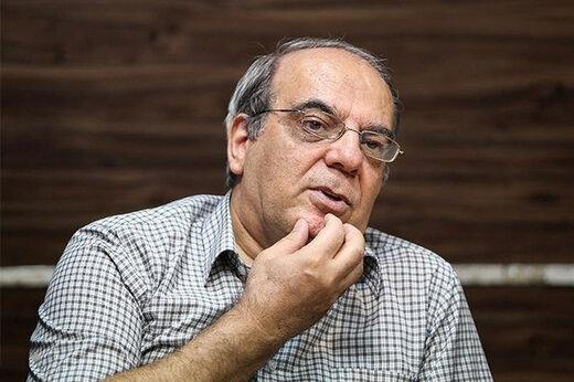 عباس عبدی,علت ردصلاحیت آیت الله هاشمی