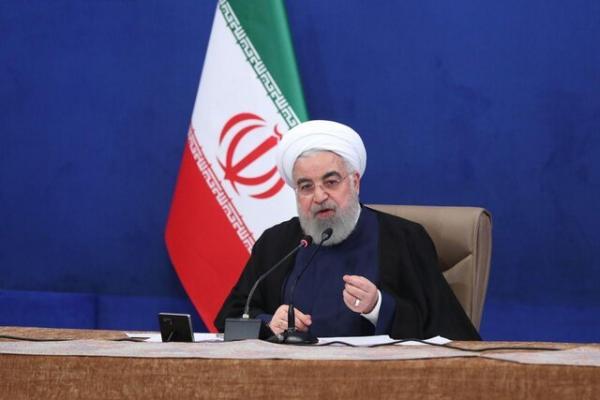 حجت الاسلام و المسلمین حسن روحانی,اظهارات روحانی در بهرهبرداری از طرحهای ملی وزارت دفاع