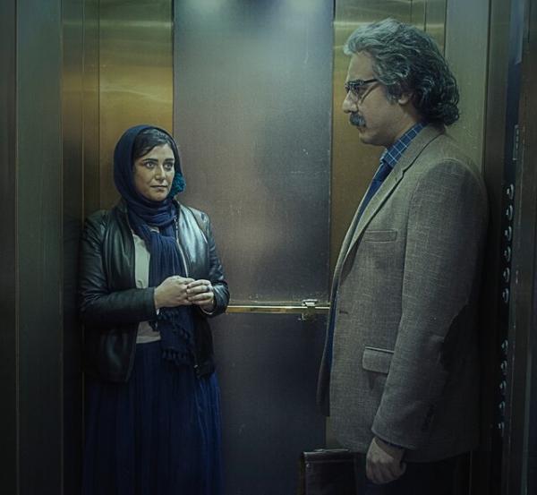 فیلم احمد به تنهایی,باران کوثری