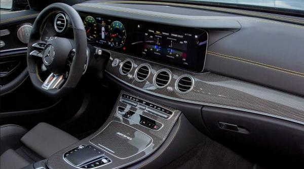 استیشن واگن,نسل جدید مرسدس AMG E63 واگن