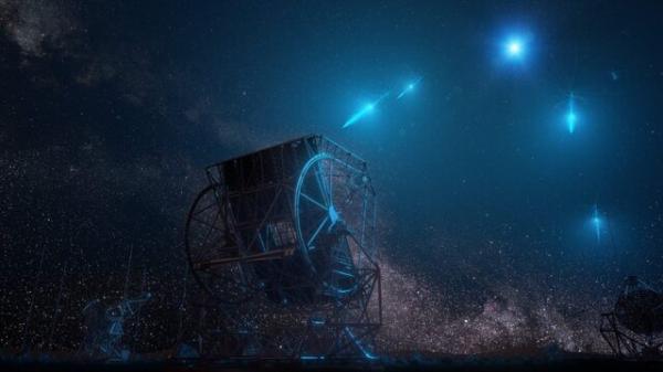 انفجار کیهانی,ثبت بزرگترین انفجار کیهانی