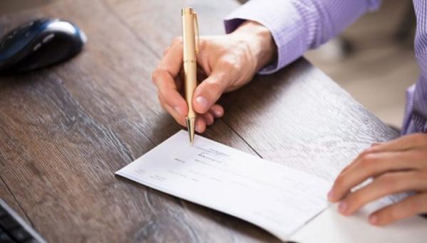 اصلاحات قانون صدور چک,دسته چک