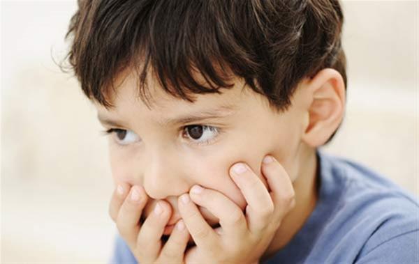 کشف عامل اصلی واکنش شدید هنگام ترس در کودکان,ترس در کودکان