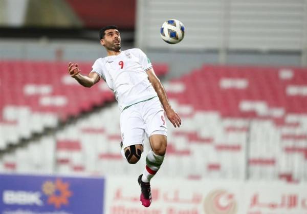 سردار آزمون,دیدار تیم ملی ایران و بحرین