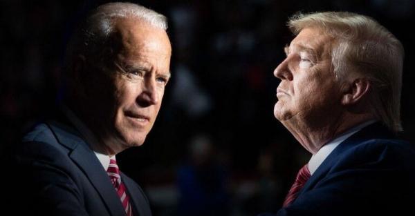 جو بایدن و دونالد ترامپ,طعنه ترامپ به بایدن