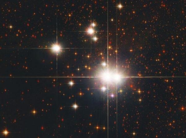 خانه بزرگترین و درخشانترین ستارگان,ستارگان
