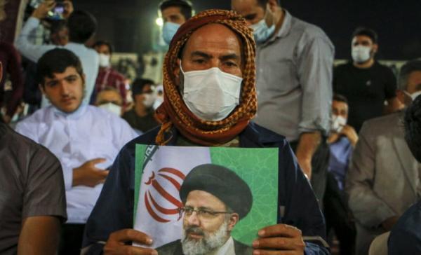 تجمع انتخاباتی رئیسی در اهواز,تخلفات در تجمع انتخاباتی رئیسی در اهواز