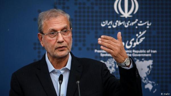علی ربیعی,سخنگوی دولت
