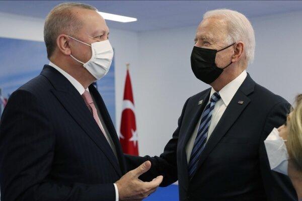 جو بایدن و اردوغان,دیدار رئیس جمهور آمریکا و ترکیه