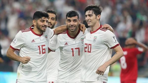 تیم ملی فوتبال ایران,دیدارهای تیم ملی ایران در مقدماتی جام جهانی 2022