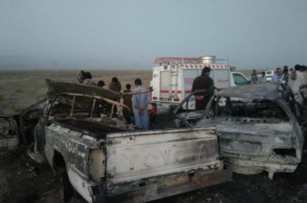 تصادف خونین در جاده سراوان به خاش,تصادف در سیستان و بلوچستان