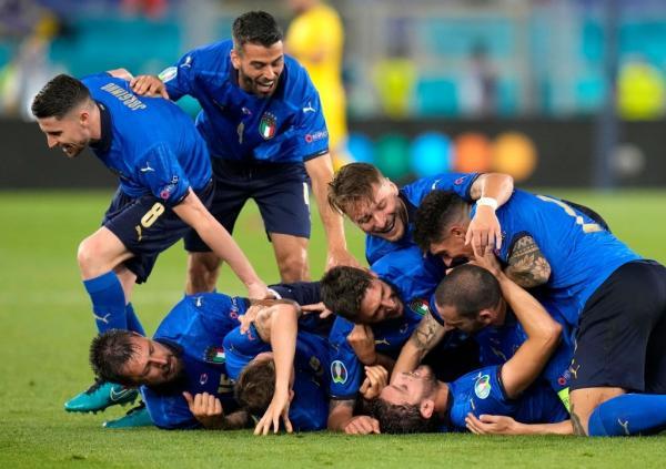 دیدار تیم ملی ایتالیا و سوئیس,یورو 2020