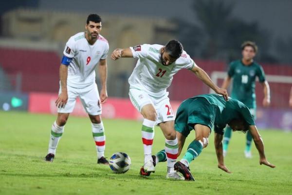 دیدار تیم ملی ایران و عراق,تبانی در دیدار ایران و عراق