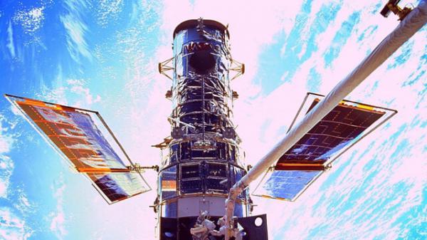 تلسکوپ فضایی هابل,هابل