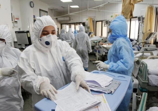 ویروس کرونا در ایران,آمار کرونای ایران در27 خرداد 1400