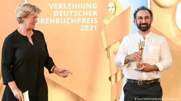 بهروز کرمیزاده,یک ایرانی بهترین فیلمنامهنویس آلمان