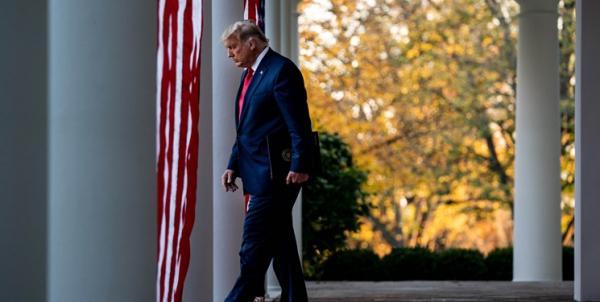 دونالد ترامب,اعتراف ترامپ به شکست در انتخابات آمریکا