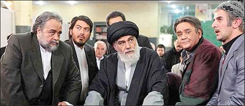انتخاباتیترین سکانسهای سینمای ایران,فیلم های سیاسی