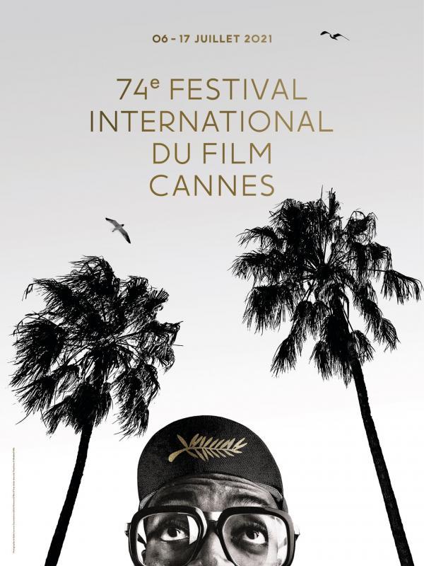 جشنواره فیلم کن 2021,پوستر جشنواره کن 2021