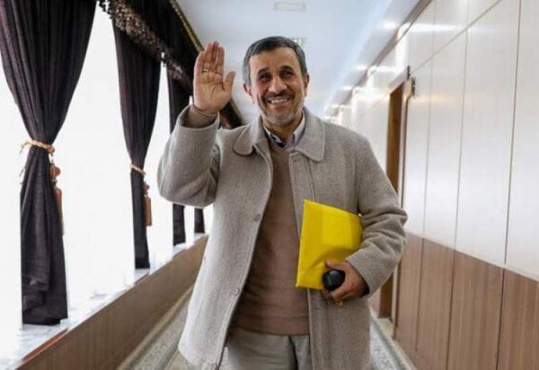 محمود احمدی نژاد,انتخابات 1400