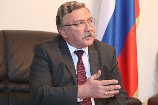 میخائیل اولیانوف,مذاکرات وین
