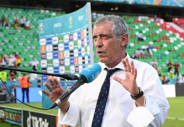 فرناندو سانتوس,سرمربی تیم ملی پرتغال