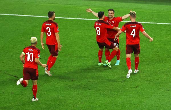 دیدار تیم ملی ایتالیا و ولز,یورو 2020