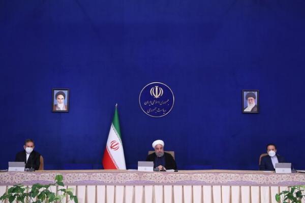 جلسه هیات دولت,جلسه هیات دولت در 30 خرداد 1400