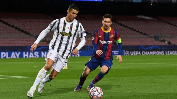 رونالدو و مسی,حضور مسی و رونالدو در بارسلونا