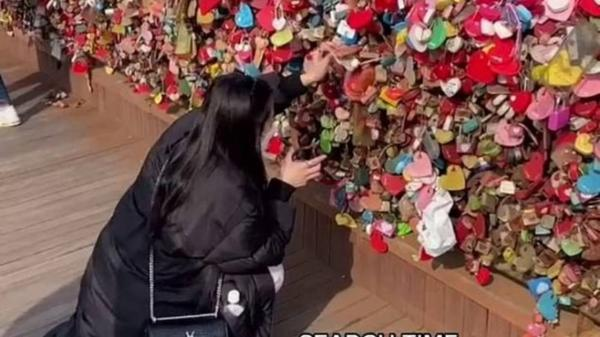 شکستن قفل عشق,دختر آمریکاییِ آسیاییتبار