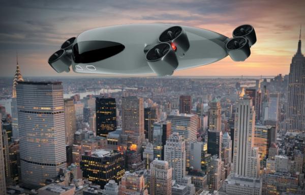 هواپیمای بدون بال,طراحی نوعی هواپیمای بدون بال با توانایی حمل ۴۰ مسافر