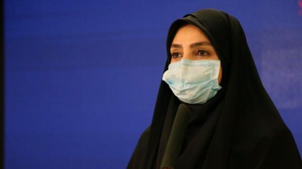 ویروس کرونا در ایران,آمار کرونای ایران در خرداد 1400
