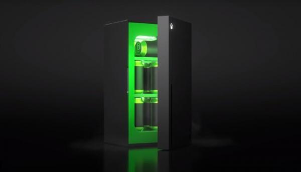 مینی یخچال ایکس باکس,مایکروسافت
