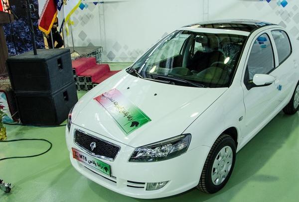 راناپلاس,ایران خودرو