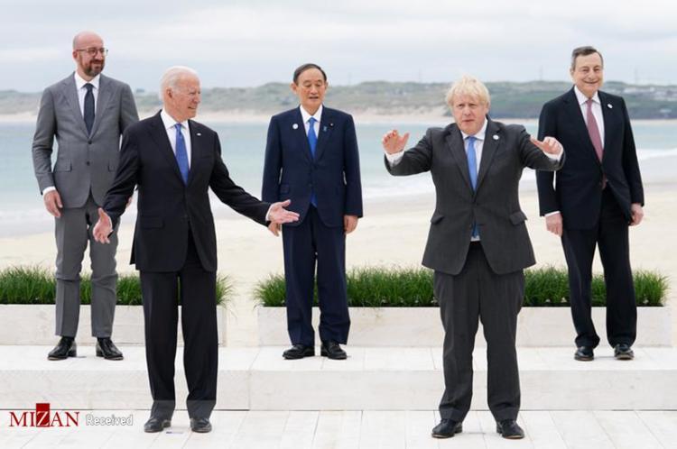 تصاویر نشست گروه جی ۷,عکس های نشست گروه جی ۷,تصاویر نشست گروه G7