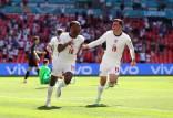 دیدار تیم ملی کرواسی و انگلیس,یورو 2020